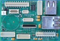 Intel Marvell XScale boards PXA270 PXA27x PXA320 PXA3xx - MBS270 board